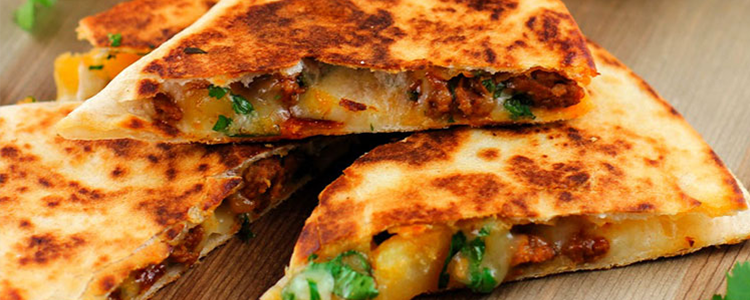 Calaveras Mexican - Quesadillas